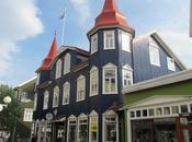 Akureyri; lejano norte Islandia