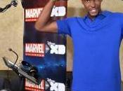 estrella Chris Bosh pone Heimdall Hulk Agents S.M.A.S.H.