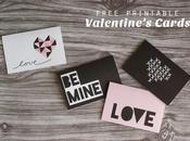 VALENTIN: tarjetas gratis para descargar. free printables