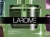 Descubriendo aromas Perfumes Larome