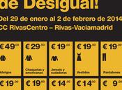 Chollo Desigual llegan Madrid
