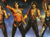 MANOWAR Fighting World 1987