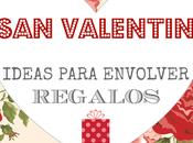 DIY: Ideas para envolver regalos Valentín
