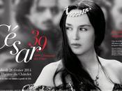 conocen nominados premios César cine francés