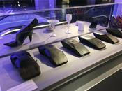United Nude expone zapatos diseño vanguardista Selfridges