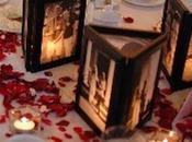 Detalles románticos para cena Valentin