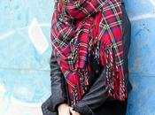 Street stylela bufanda-manta
