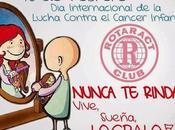 febrero internacional lucha contra cáncer infantil