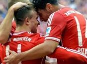 Bayern Munich goleó Frigurbo Bundesliga