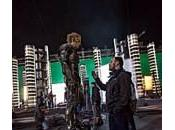 imágenes rodaje Amazing Spider-Man Poder Electro