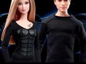 ¡Merchandising Divergente! ¡Tris Cuatro llegan mundo Barbie!