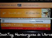 Book Tag: Hamburguesa libros