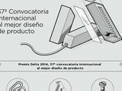 Premios Delta 2014. convocatoria internacional mejor diseño producto.