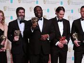 Ganadores premios Bafta 2014