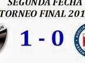 Colón:1 Argentinos Juniors:0 (Fecha