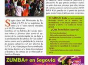 ZUMBA® Segovia Artículo deportivo sobre kids MUJER SEGOVIA