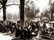 Breve historia paseo Alameda