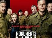 Monuments Men. Película George Clooney