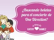 ¿Buscando boletas para esperado concierto Direction?