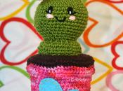 Bote Amigurumi Cactus