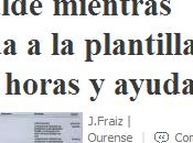 Concello Ourense gallinas abuela