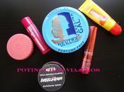 Cuidar nuestros labios estilo; bálsamos labiales para todo