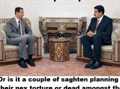 Bashar Al-Assad envía apoyo dictador Maduro