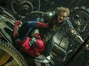 "Dane ""Duende Verde"" Dehaan goza estrangulando Spidy nueva imagen 'The Amazing Spider-Man"