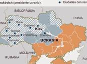 Ucrania está medio pulso entre EE.UU. Rusia