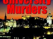 University Murders.- Richard MacAndrew