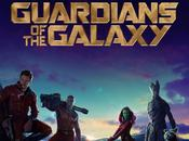 Primer Poster Guardians Galaxy