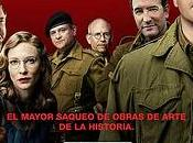 Monuments men: morirte frío