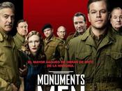 """Monuments men"" (George Clooney, 2014)"