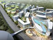 Centro Negocios para aeropuerto Hongqiao China
