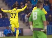 Sergio Asenjo determinante partidazo entre Espanyol Villarreal
