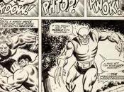 subasta original primera aparición cómic Lobezno