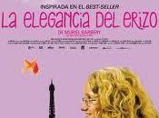"""Cine Fórum Castillo Marcilla erizo"""" Viernes febrero 19:30"""