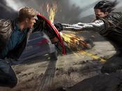 Concept 'Capitán América: soldado invierno'