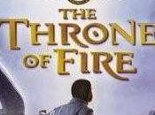 vuelta mundo literario trono Fuego (Crónicas Kane