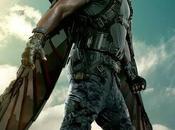Primer Vistazo Falcon Captain America: Winter Soldier