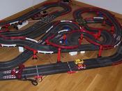 Montajes slot. Circuito tramo rally (con video).