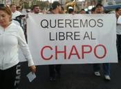 "México: Marcha libertad ""Chapo"" Gúzman"