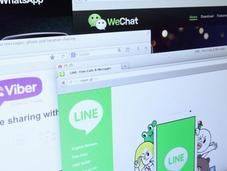 ¿Cuál mejor, Line, Telegram Whatsapp? Informarse, probar decidir