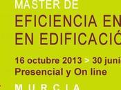 Ecoproyecta participa Máster eficiencia energética edificación, organizado UPCT COAATIEMU