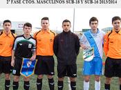 Resumen partidos fotos Sub-16 Sub-18 Galicia Extremadura