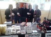 Mollina celebra Andalucía mercado 'Sabor Málaga' participan decena productores
