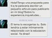 educación social control institucional