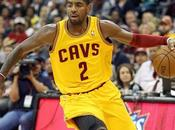 Primer triple-doble Kyrie Irving
