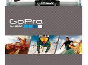 GoPro Hero3+ Silver Edition, término medio.