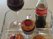 Cupcakes coca cola
